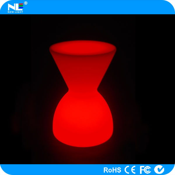 Night club light furniture RGB led flashing chair new product for party/bar/night club