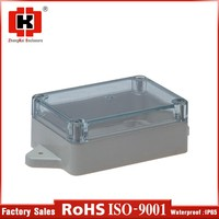 Waterproof Plastic Enclosure Box for Electronic Device Made of ABS Material