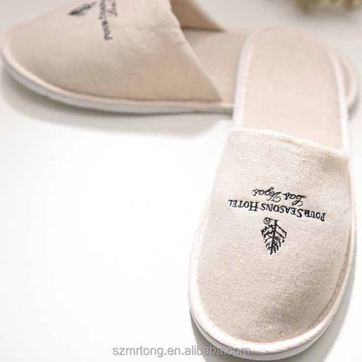 Best selling hotel slippers for 3-5 stars hotel