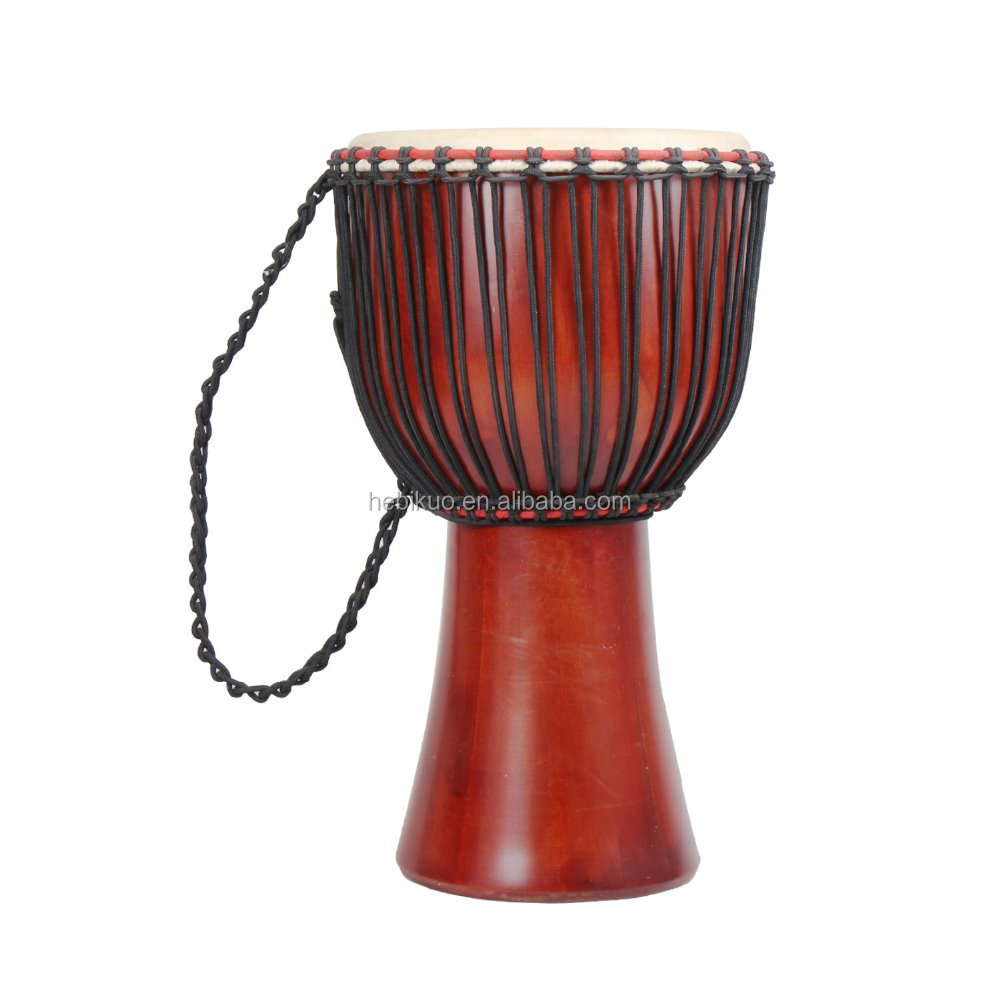 KF12 Popular Wholesale Percussion African Djembe Drums