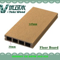 High Cost Effective WPC laminated decking