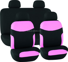 HY-L3001 Girly Car Seat Cover Pink for Female Lady Driver