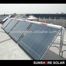 SUNSHORE Non-pressure solar collector