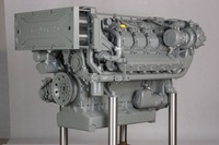 BF8M1015C marine diesel engine deutz main engine