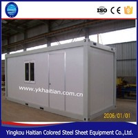 Fast build hot selling simple office container ,container house prices