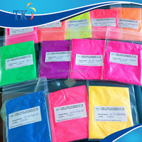 Fluorescent Pigment Used in nonpolar gravure ink, paper, paint, PVC, PVC sol screen printing ink and crayons.