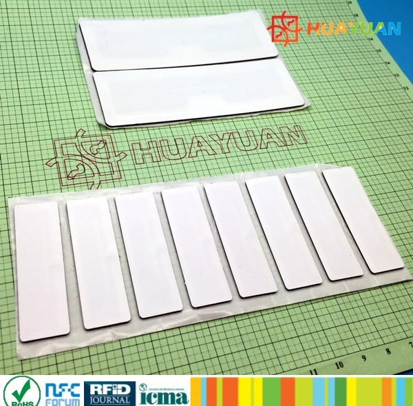 Printable paper EPC C1 GEN2 HIGGS H4 on metal uhf tag