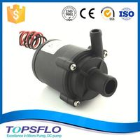 12V 24V dc brushless silent water pump car air conditioning prices