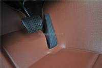 Car accessories for standard car carpet brown