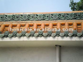 Clay glazed roof tiles for wall buy glazed roof tiles for Buy clay roof tiles online