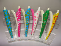 Hair Clip Shape Ball Pen