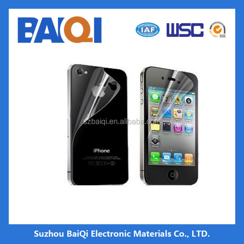 anti scratch tempered glass screen protective film