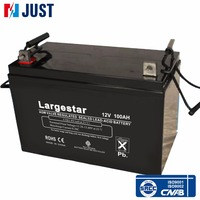 High quality sealed lead acid solar battery 12v 100ah for wholesale