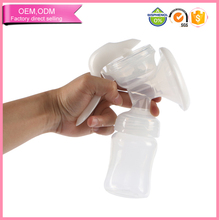 Best Selling Products Milk Suction Device Manual Breast Pump for Mom
