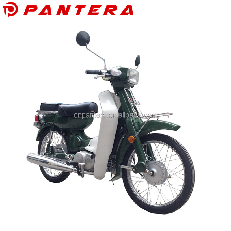 Chinese Brand New Retro 80cc Pocket Gas Motor Scooter with 2 Stroke