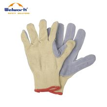 Competitive Price Newest Fashion cut resistant Aramid Fiber gloves