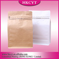 China factory low price of kraft paper food packing bag