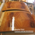 Liquid glass wood glaze lacquer finish coating