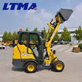 Chinese high quality product mini 0.8 ton garden loader for sale