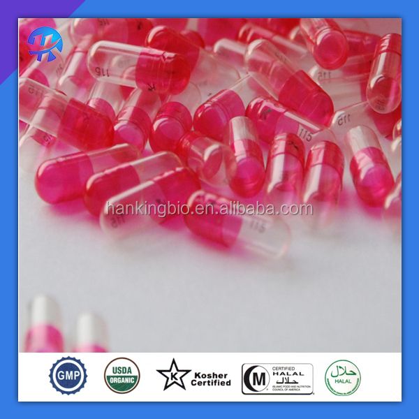 China wholesale healthy empty capsule