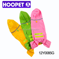 Dog raincoat for big dogs clothes dog clothes