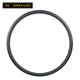 carbon rims 30mm, 2019 XBIKE high strength 3k twill carbon bicycle rims