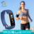 Waterproof smart bluetooth bracelet with OLED Display touch screen, with Pedometer/Calorie-burning Counter