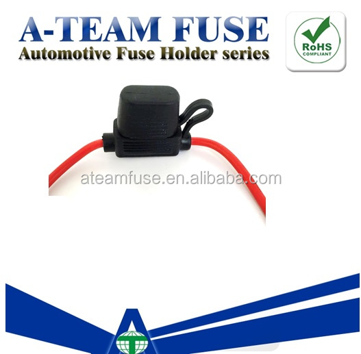 Made In Taiwan Atc fuse holder Ato fuse holder 12 awg 30 amp inline fuse