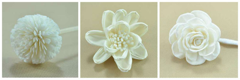 Natural sola flower,handmade sola flower, home decorative flower--Water lily