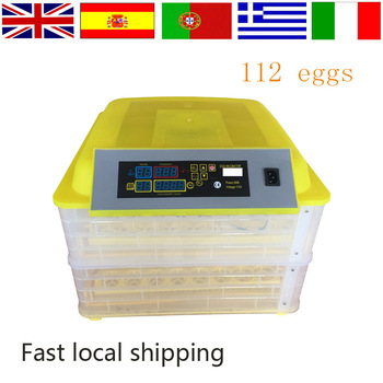 amazon farmer work machinery hatching equipment egg incubator in dubai 112 egg tester as free gift HT-112