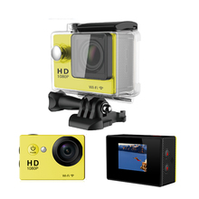 Full HD 4K Wi-Fi Remote Control 1080P Waterproof Action video Sport Camera SJ4000 DV-W7 sport camera battery memory card
