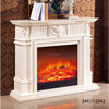 34417-2042 Wooden Fireplace