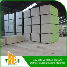 Fast Delivery Particle Nature Gypsum Board