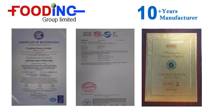 Dextrose Monohydrate Powder Food Grade FCC/USP/BP
