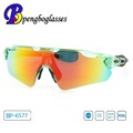 FDA UV400 Customized Sports polarized sunglasses bike sunglasses