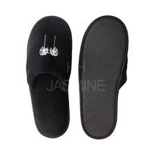 High Quality Disposable Washable Hotel Guest Slippers