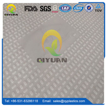 Excellent electrical and dielectric properties hard plastic floor mat and ground protection mat