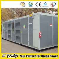 natural gas mw generator