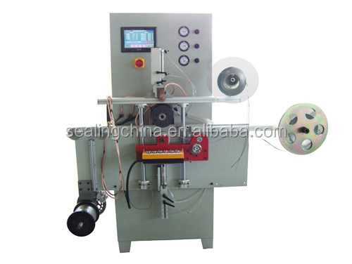 Automatic Winder Spiral Wound Gasket Mack Machine