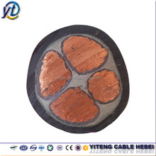 kabel elektrik low/medium voltage cable copper XLPE Insulated PVC Sheathed Power Cable YJLV /YJV cable