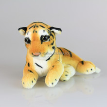 realistic plush simulation tiger soft toy tiger wild animal toy