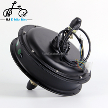 48V 1000W DC Brushless Gearless Hub Motor for Electric Bicycle