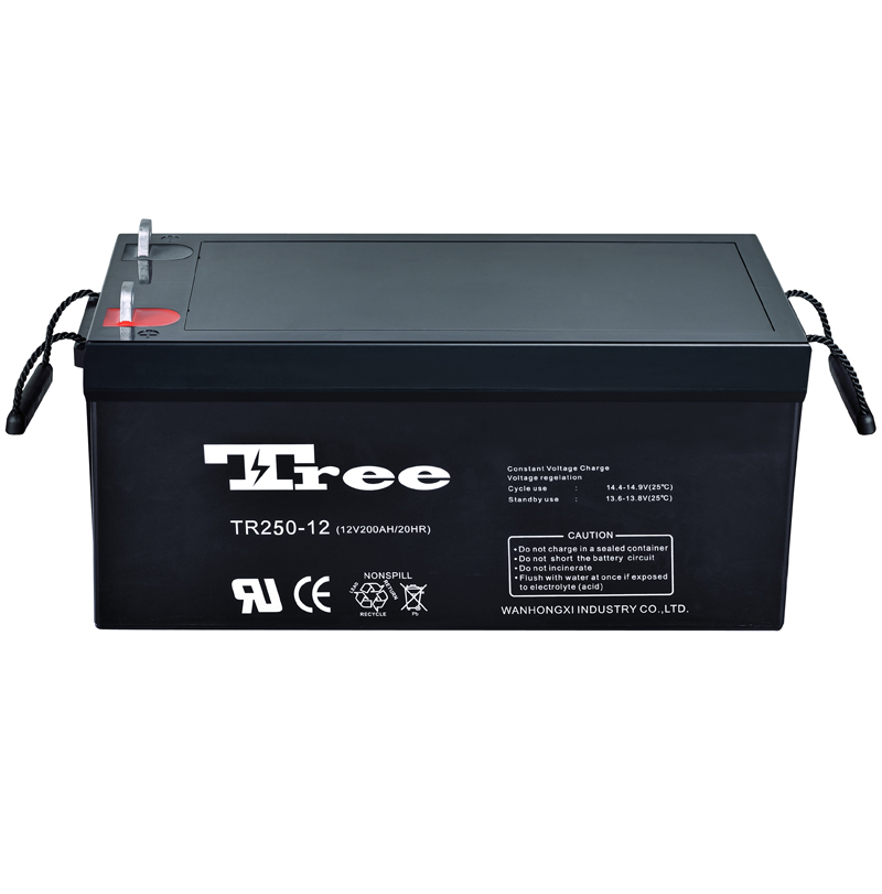 Multifunction panel solar gel battery 12v 500ah vrla batteries