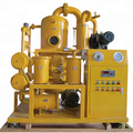 Oil Purifier, PLC Automatic Vacuum Transformer Oil Filtration/ Insulation Oil Purifier/Dielectric Oil Purification ZYD-P