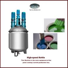 oil based epoxy paint making machinery