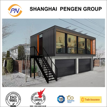Eco-friendly Prefabricated Container House/Home/ Office with Solar Panel