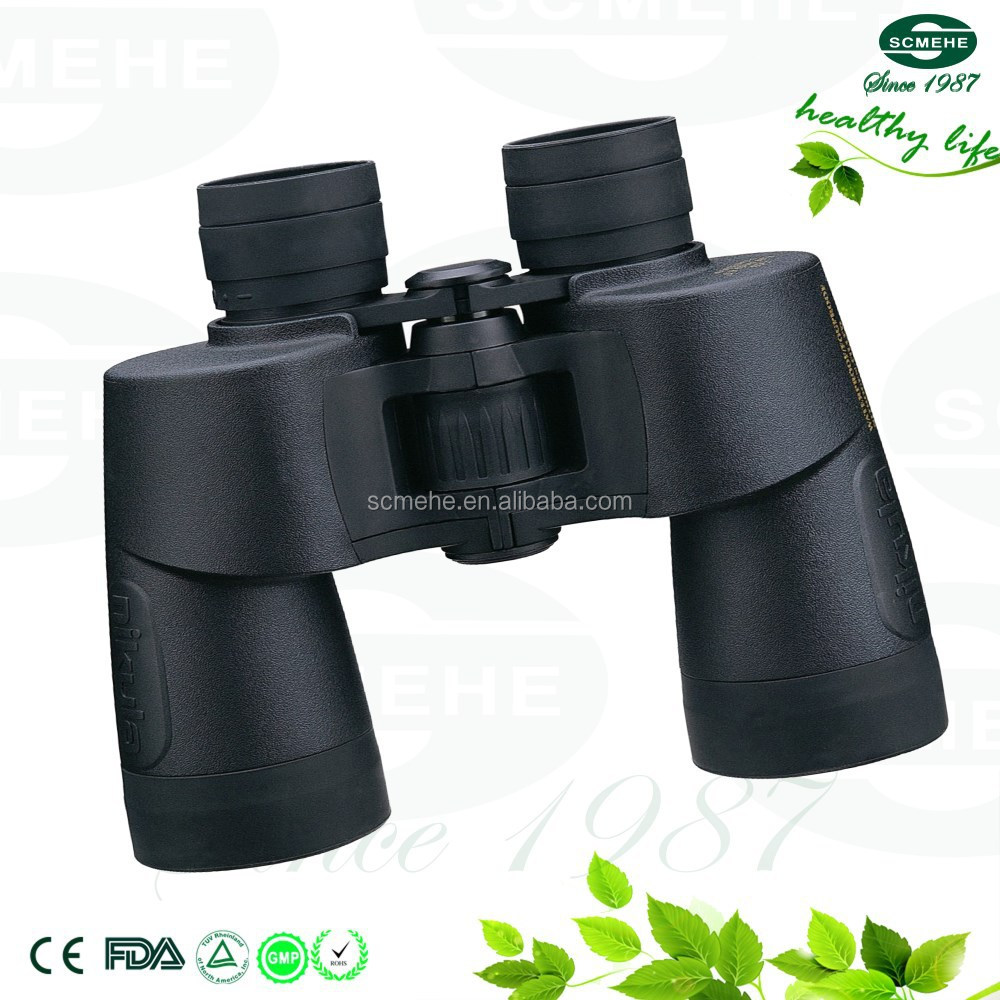 Balck Cool OEM binoculars telescopes watching birds sports 10 50 high quality