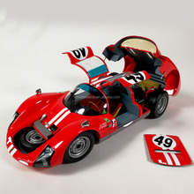 oem high speed scale model car resin 1 4 scale model car for display