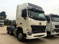 HOWO Trailer A7 6X4 Tractor Head Truck For Sale
