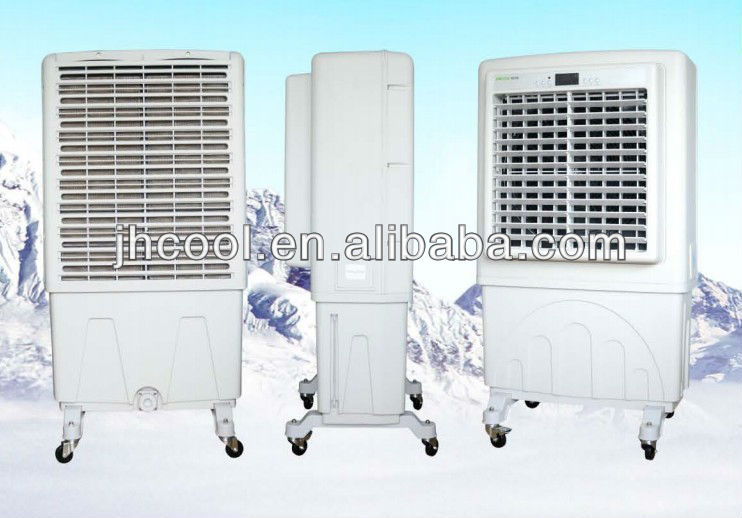 Free standing industrial evaporative air cooler,water air cooler,swamp cooler (JH158)